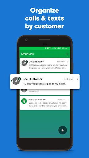 SmartLine Second Phone Number screenshots 3