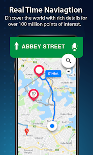 How do I download Free GPS Maps  app on PC? 1