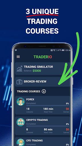Forex training, Forex trading simulator 1.1 Paidproapk.com 1