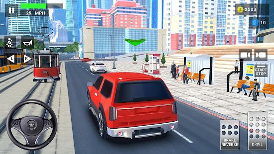 Car Games Driving Academy 2: Driving School 2021 2.4 screenshots 2