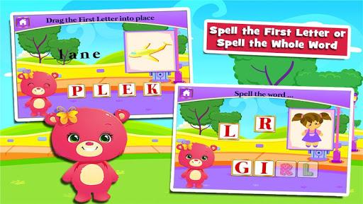 Bears' Fun Kindergarten Games  screenshots 3