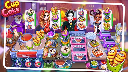 Halloween Cooking : Restaurant & Cooking Games 8