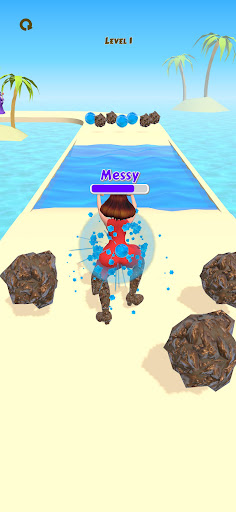 Girl Rider apkpoly screenshots 2