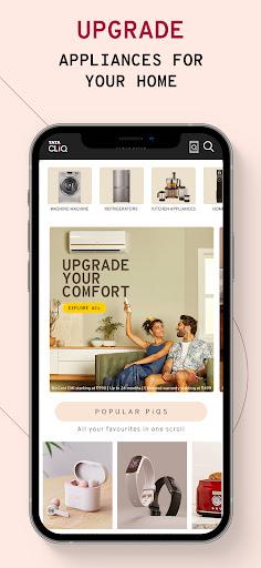 Tata CLiQ Online Shopping App India apktram screenshots 5