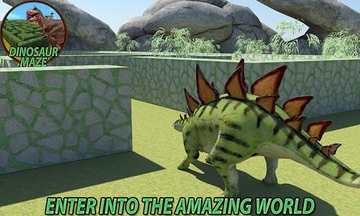 Real Dinosaur Maze Runner Simulator 2021 6.6 screenshots 2