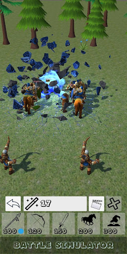 Battle Simulator 4.5 screenshots 5