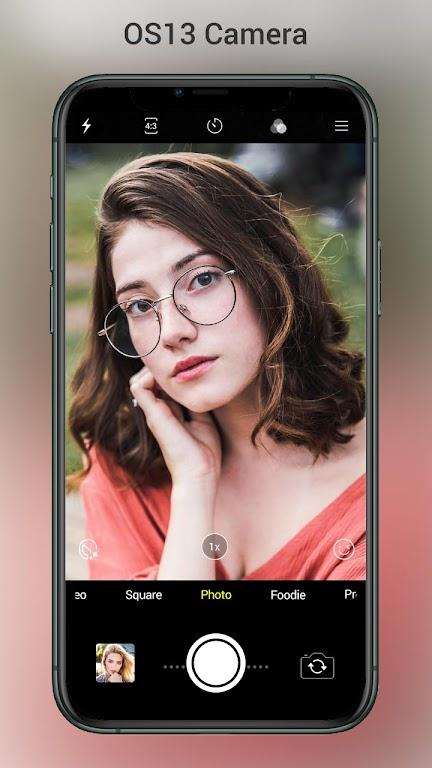 OS13 Camera - Cool i OS13 camera, effect, selfie  poster 0