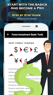 Foreign exchange course – Become a Forex Trader Apk Download 4