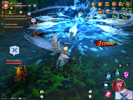 World of Dragon Nest (WoD) screenshots 21