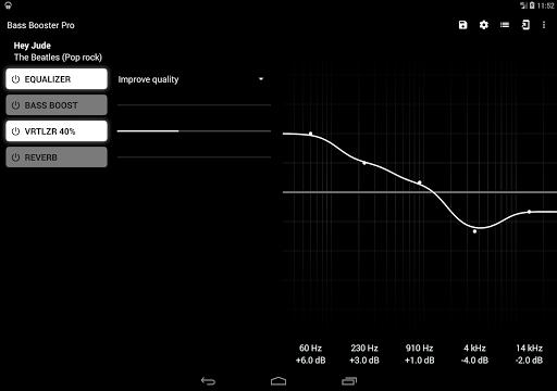Bass Booster Pro  screenshots 12