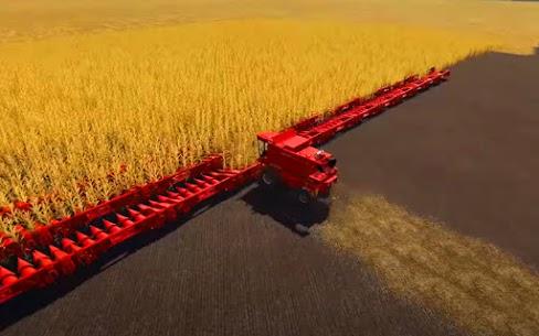 Real Tractor Farming Driving Village Farmer Apk Download 3
