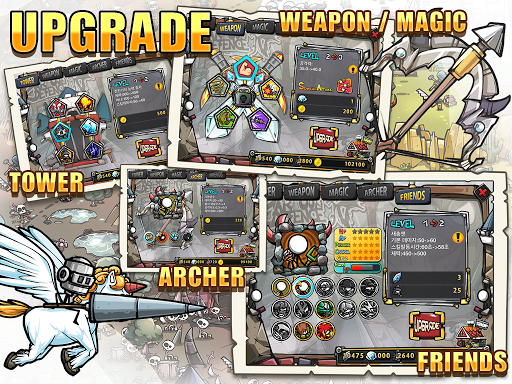 Cartoon Defense 4 android2mod screenshots 13