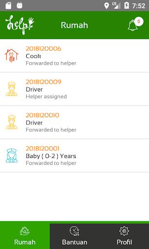 Helper App 2.3 Screenshots 2
