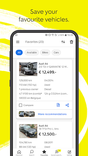 AutoScout24 - used car finder 9.6.85 Screenshots 5