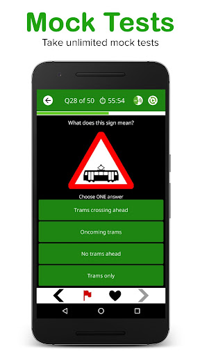 Driving Theory Test 4 in 1 Kit + Hazard Perception screen 1