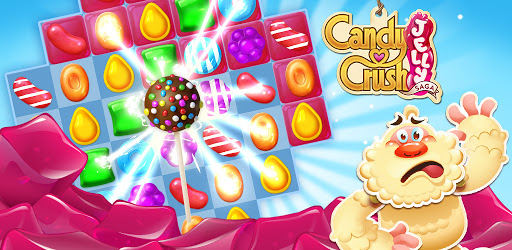 Candy Crush Jelly Saga APK 0
