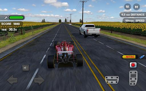 Race the Traffic Nitro  screenshots 2
