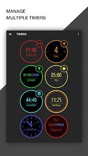 MultiTimer PRO APK: Multiple timers (Unlocked) Download 9