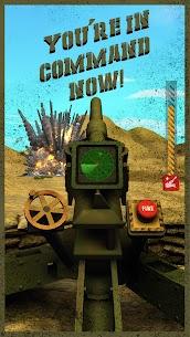 Mortar Clash 3D: Battle Games MOD 1