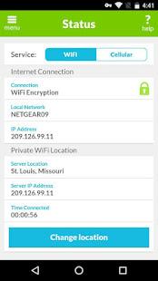 Private WiFi – A Secure VPN