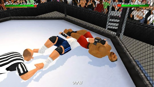 Wrestling Revolution 3D Mod APK (Unlocked Everything) 3