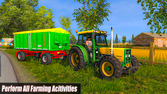 Pak Tractor Cargo 3D Farming 0.1 Pc-softi 5