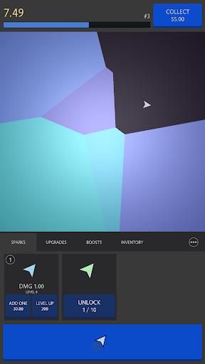 Zen Shards - Idle Merge Game  screenshots 1
