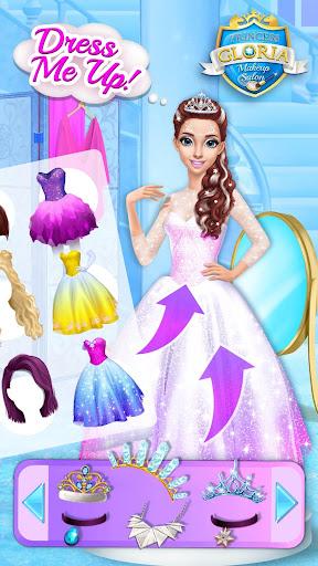 Princess Gloria Makeup Salon apkmr screenshots 2
