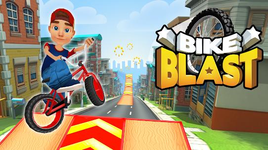 Bike Blast- Bike Race Rush MOD APK (Unlimited Money) 3