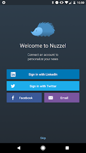 Nuzzel: News for Busy Professionals
