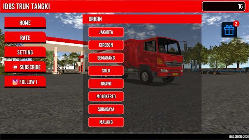 IDBS Truk Tangki screenshot 4