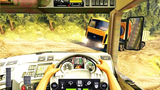 Russion Truck Driver: Offroad Driving Adventure 2