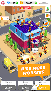 Idle Construction 3D (MOD, Unlimited Money) 3