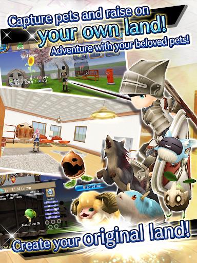 RPG Toram Online - MMORPG 3.3.39 screenshots 10