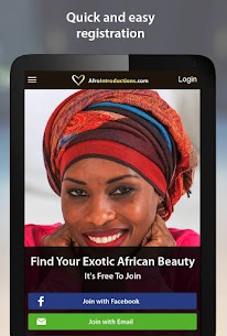 AfroIntroductions – African Dating App 5
