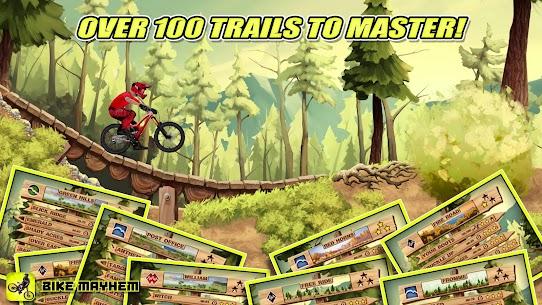Bike Mayhem Mountain Racing MOD Apk 1.5 (Unlimited Lives) 4