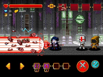 Dracula , Frankenstein & Co VS the villagers – Android Mod + APK + Data 2