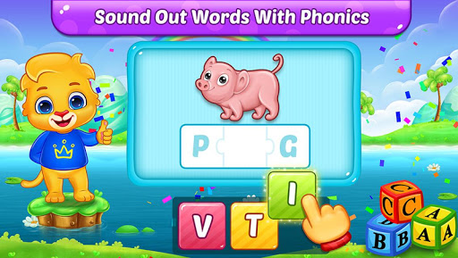 ABC Spelling - Spell & Phonics 1.3.4 screenshots 2