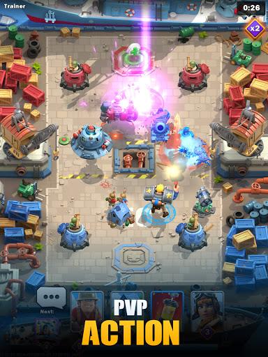 War Alliance - Realtime Multiplayer PVP  screenshots 12
