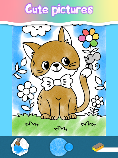 Coloring pages for little princesses  screenshots 19