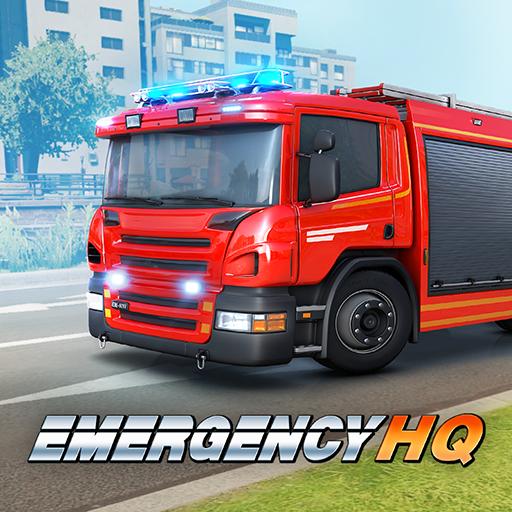 EMERGENCY HQ - juego de bombero