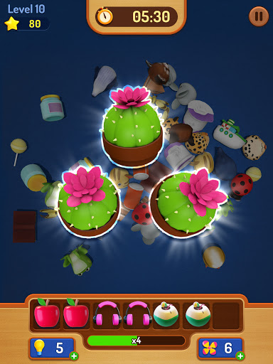 Happy 3D Match - Matching Puzzle screenshots 12
