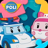 Robocar poli: Puzzle Fun