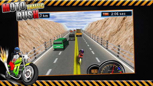 Moto Traffic Rush3D modavailable screenshots 19