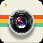 icono Editor de fotos marco filtro
