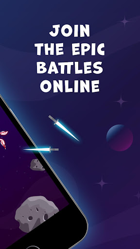 StarKnives.io: Knives battle 6.5 screenshots 2