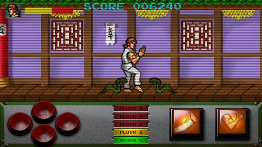 Retro Kung Fu Master Arcade 1.18 screenshots 5
