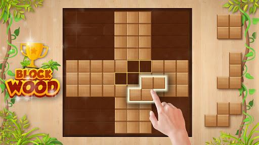 Wood Block Puzzle - Free Woody Block Puzzle Game  screenshots 10