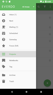 Everdo Pro Apk: to-do list and GTD app (Paid Features Unlocked) 3