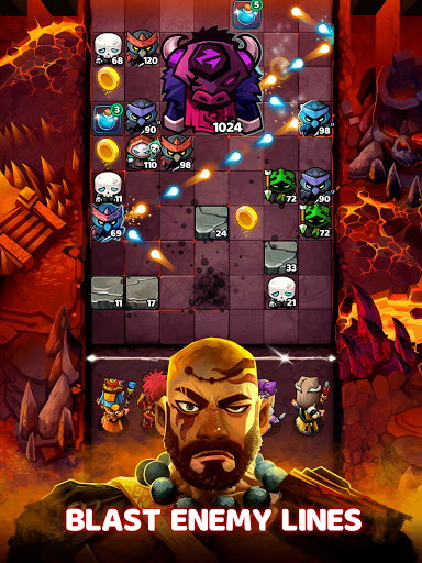Battle Bouncers: Legion of Breakers! Brawl RPG 1.17.0 screenshots 11